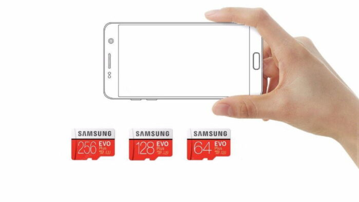 Samsung Evo Plus U3 Class 10 microSD prezzo offerta