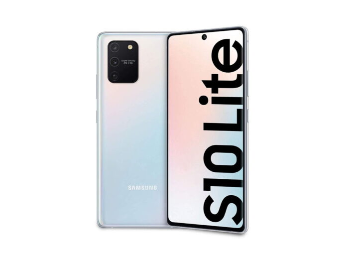 Samsung Galaxy S10 Lite Maggio 2020
