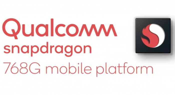 Snapdragon 768G ufficiale