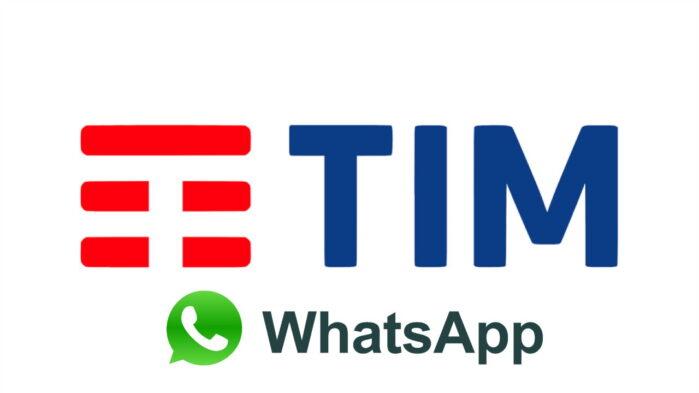 Tim aggiunge il supporto clienti su WhatsApp