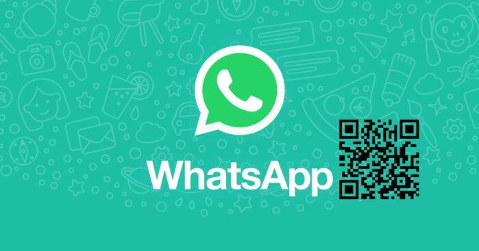WhatsApp Codice QR