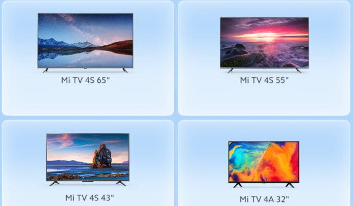 Xiaomi MI TV 4S e 4A ufficiali in italia prezzo e caratteristiche