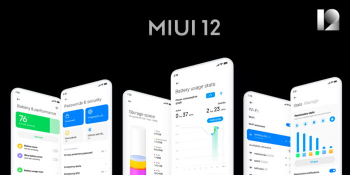 Xiaomi MIUI 12 globale ufficiale