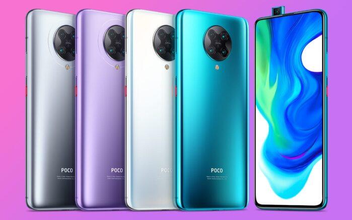 Xiaomi Poco F2 Pro Colori