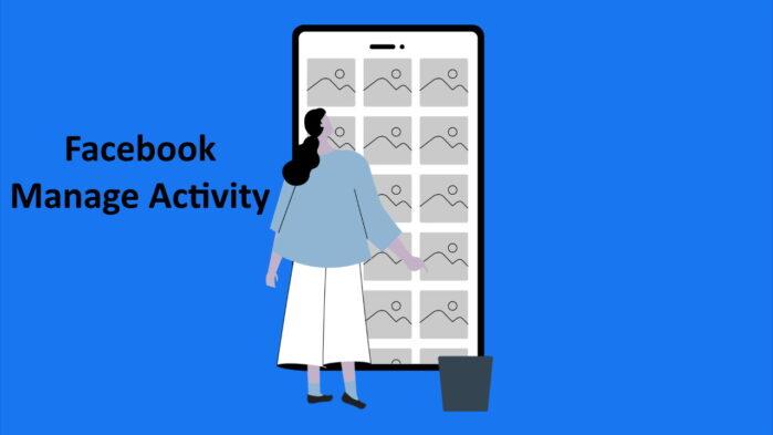 Facebook Manage Activity sulla versione Lite