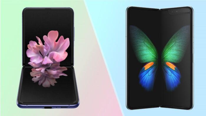 Galaxy Fold e Galaxy Z Flip aggiornamento giugno 2020