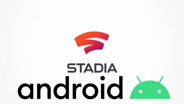 Google Stadia supporta la maggiorparte degli smartphone android