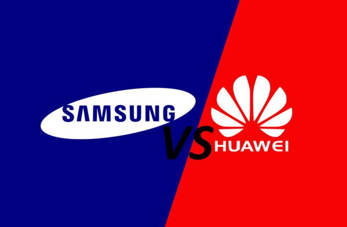Huawei ha battuto nelle vendite Samsung ad aprile 2020