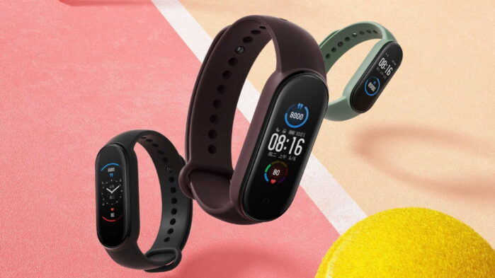 Mi Smart Band 5 (Mi Band 5) coupon offerta luglio 2020 a 33 euro