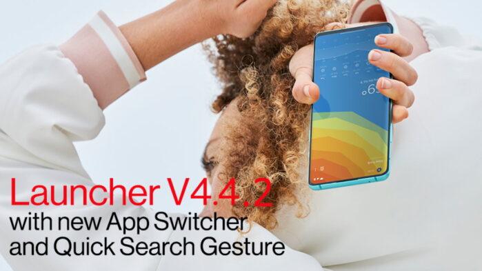 OnePlus Launcher 4.4.2 disponibile al download