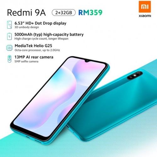 Redmi 9A prezzo e caratteristiche