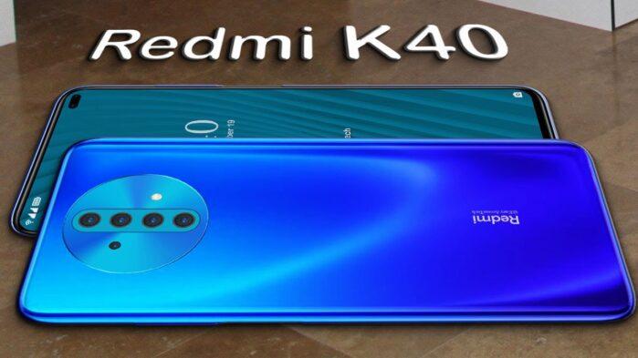 Redmi K40 rumors