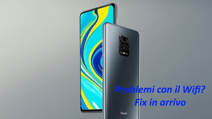 Redmi Note 9s problemi wifi