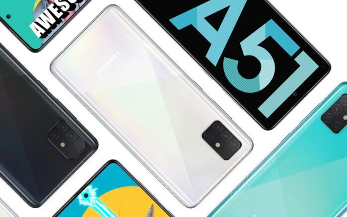 Samsung Galaxy A51 aggiornamento giugno 2020 novità fotocamera