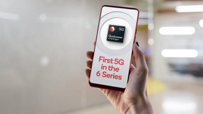 Snapdragon 690 ufficiale con connettività 5G