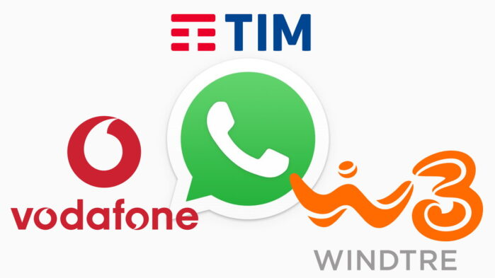 WhatsApp numero assistenza WhatsApp TIM Vodafone WindTre