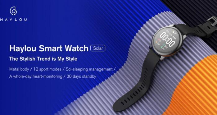 Xiaomi Haylou Solar Globale disponibile: prezzo da 32 euro spedito con coupon