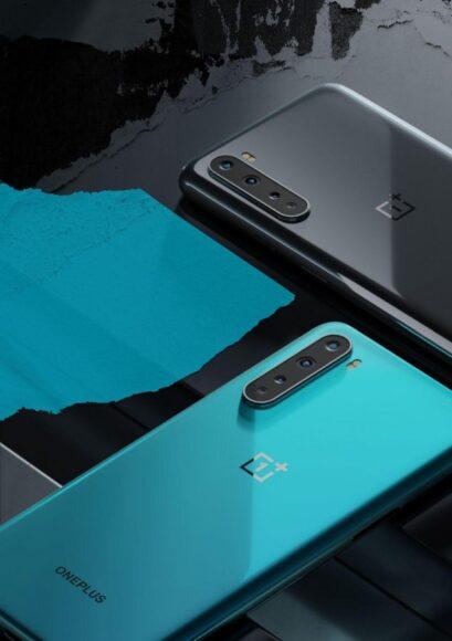 OnePlus Nord colori e fotocamere posteriori