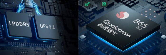 Processore e Memoria Black Shark 3S