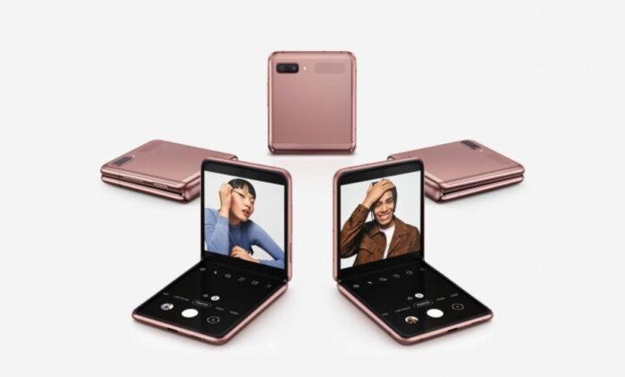 Samsung Galaxy Z Flip 5G ufficiale