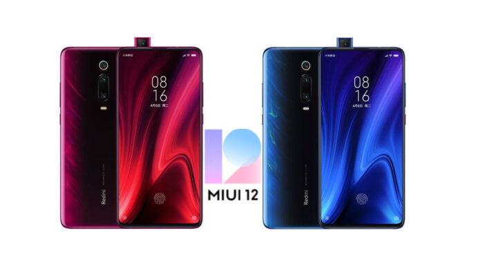 Xiaomi MI 9T e Mi 9T PRO aggiornamento MIUI 12 in Italia