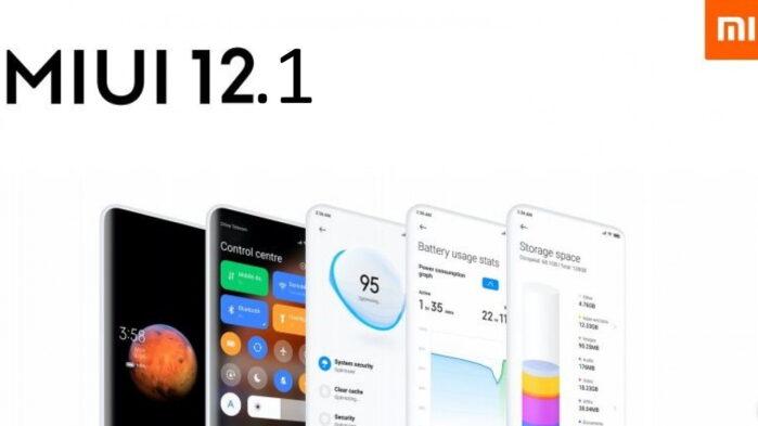 Xiaomi MIUI 12.1 novità