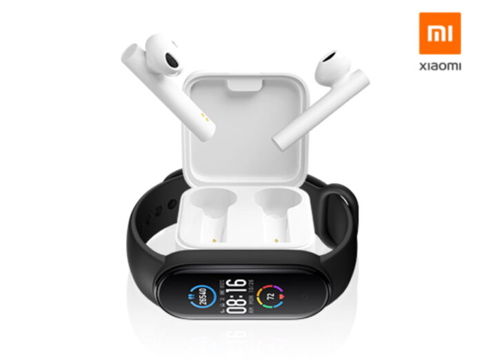 Xiaomi Mi Smart band 5 e Mi True Wireless Earphone 2 Basic ufficiali in Italia