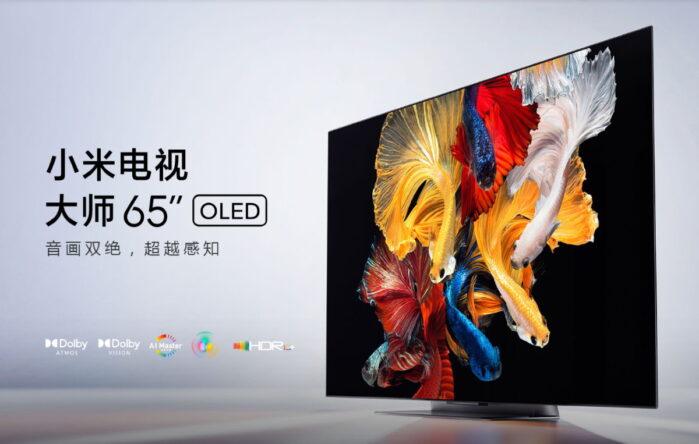Xiaomi Mi TV Master 65 pollici ufficiale