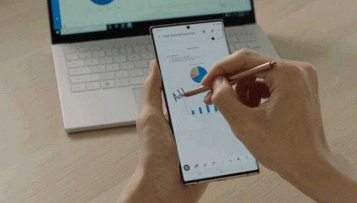 Galaxy S21 Ultra S Pen addio ai Galaxy Note 30