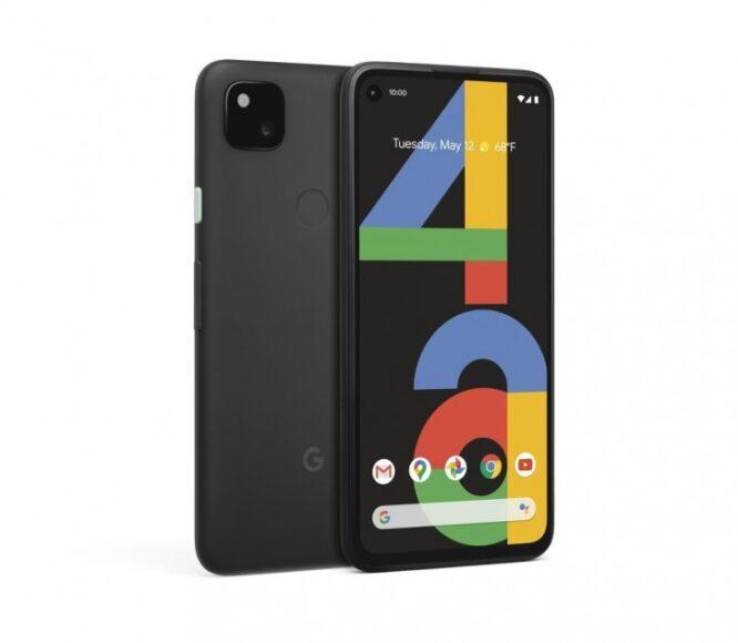 Google Pixel 4A design finale