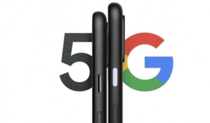 Google Pixel 5 e Pixel 4A 5G data ufficiosa