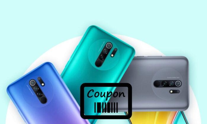 Redmi 9 coupon agosto 2020 offerta gearbest