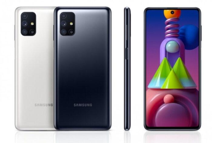 Samsung Galaxy M51 ufficiale