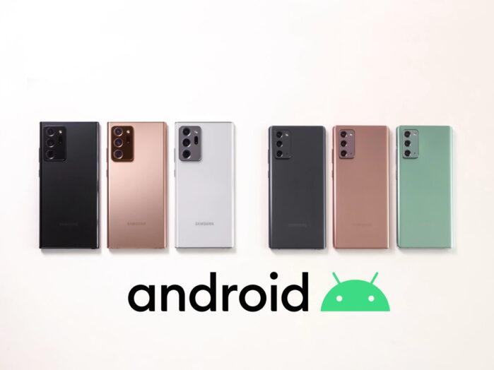 Samsung Galaxy S, A, Note e Tab s 3 aggiornamenti android