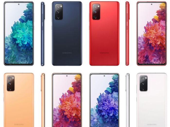 Samsung Galaxy S20 FE rumors e prezzo