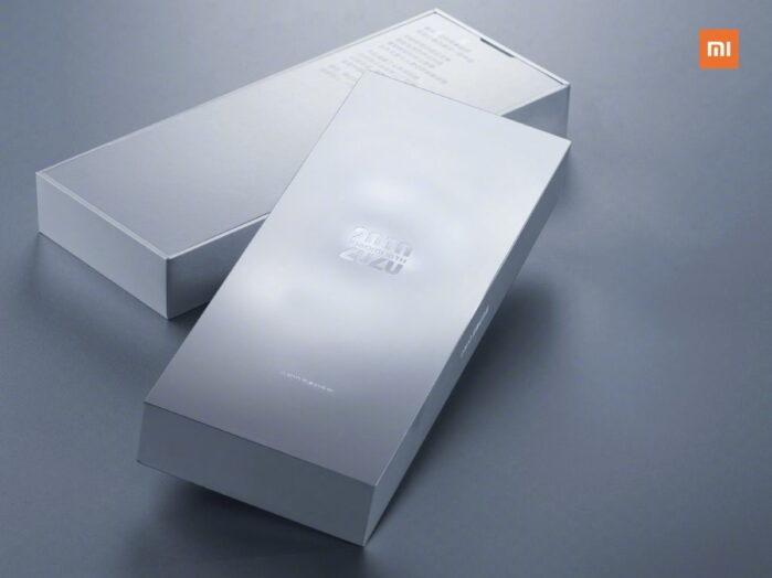Scatola anniversario Xiaomi Mi 10 Pro Plus (Ultra)