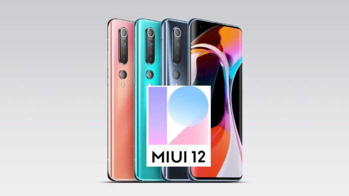 Xiaomi MI 10 Pro MIUI 12 in Europa