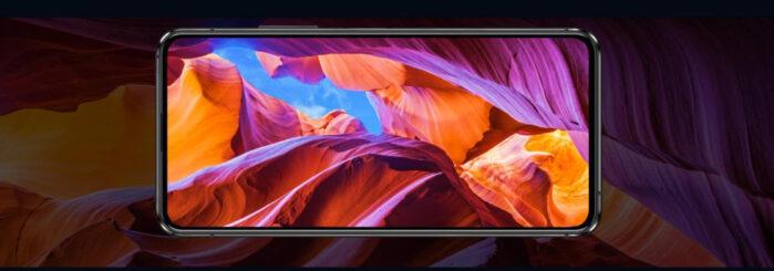 Zenfone 7 display
