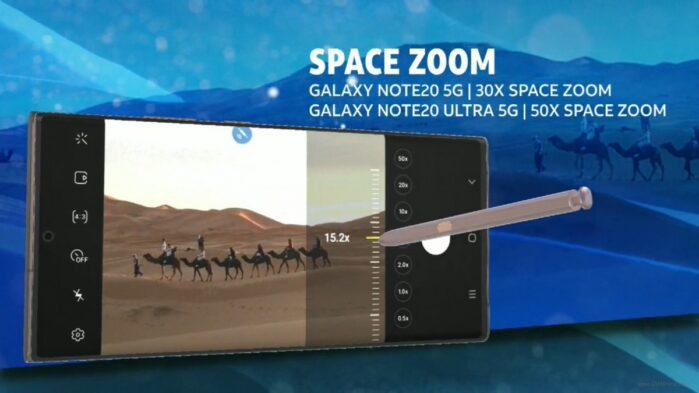 Zoom Note 20 e 20 Pro