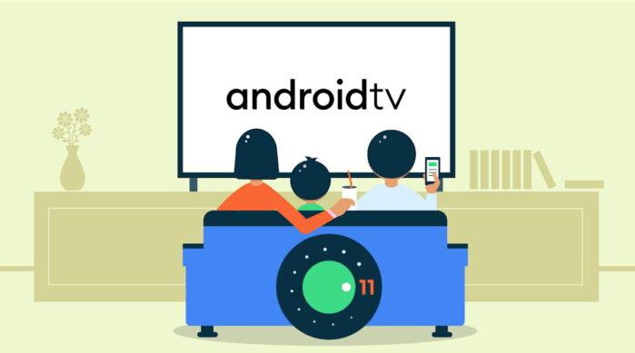 Android 11 TV ufficiale le novità