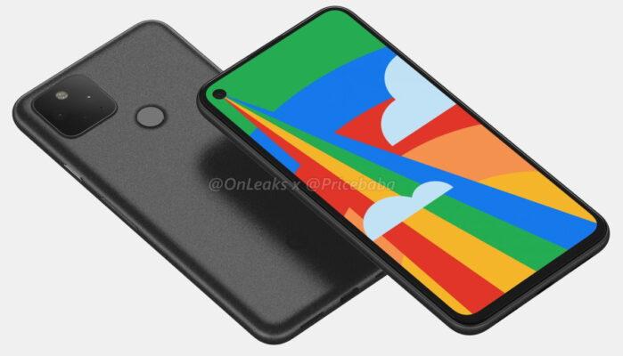 Google PIxel 5 dettagli tecnici completi