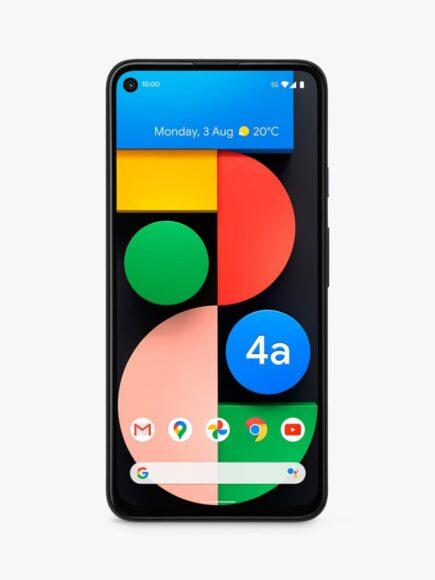 Google Pixel 4A frontale