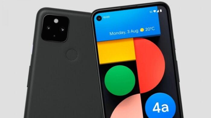 Google Pixel 4A ufficiale dettagli