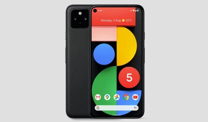 Google Pixel 5 ufficiale caratteristiche