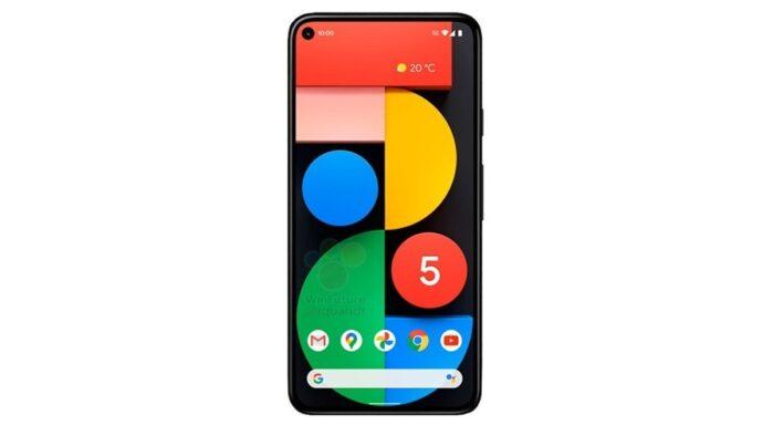 Google pixel 5 design 2
