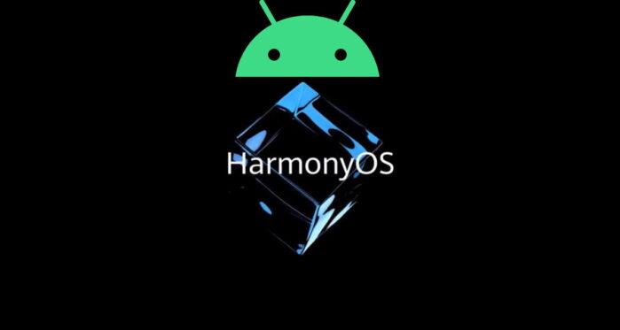 Huawei HarmonyOS passaggio da Android 10 EMUI 11