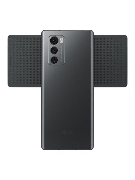 LG Wing schermo orizzontale scocca posteriore