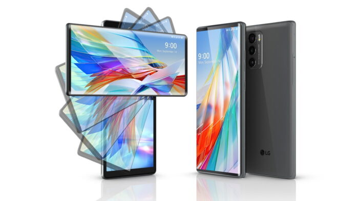 LG Wing ufficiale con display girevole