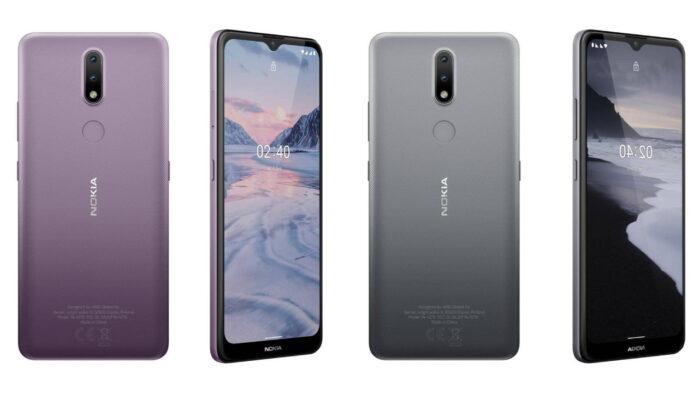 Nokia 2.4 e Nokia 3.4 ufficiali prezzo e caratteristiche