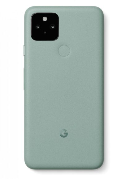Pixel 5 posteriore 2